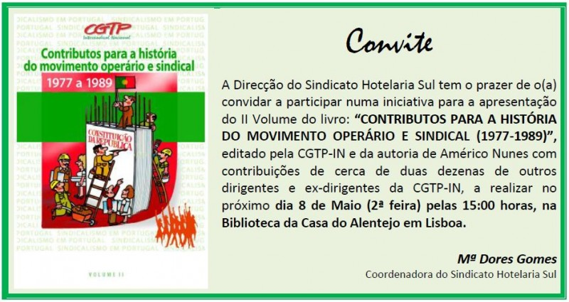 CONVITE livro II