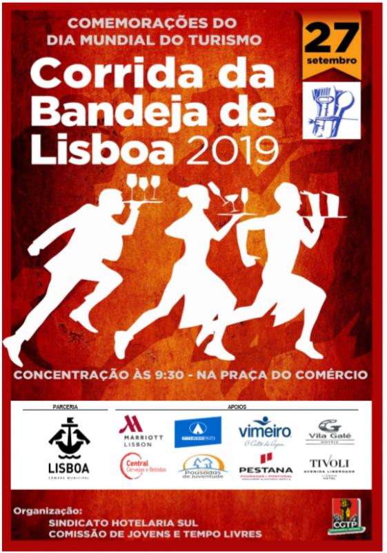 Cartaz C.Bandeja, 2019