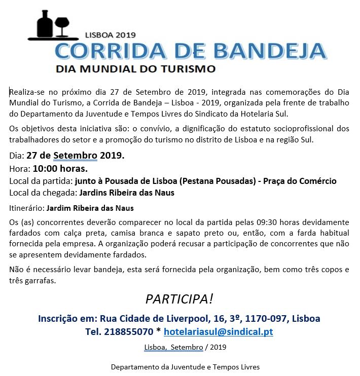 Comunicado C.Bandeja