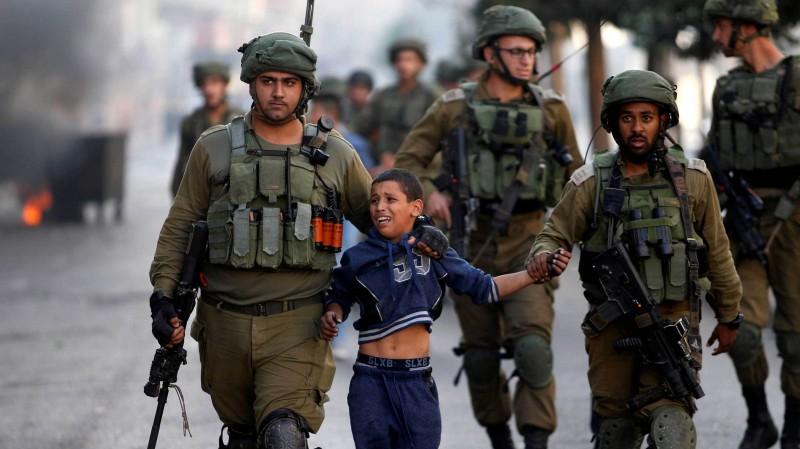 criancas palestina