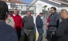 Piquete Greve Guardas Prisionais-Évora 001