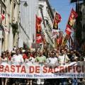 Frente Comum - contra os despedimentos e o aumento do horário de trabalho