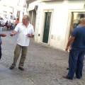 Acção de contacto e esclarecimento em Évora