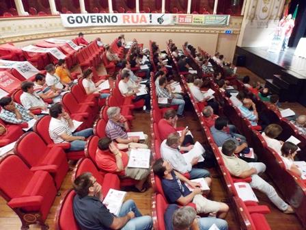 VIII Conferência Sindical da USDE