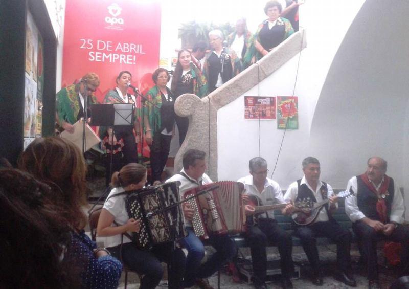 44º aniversário da CGTP-IN em Évora