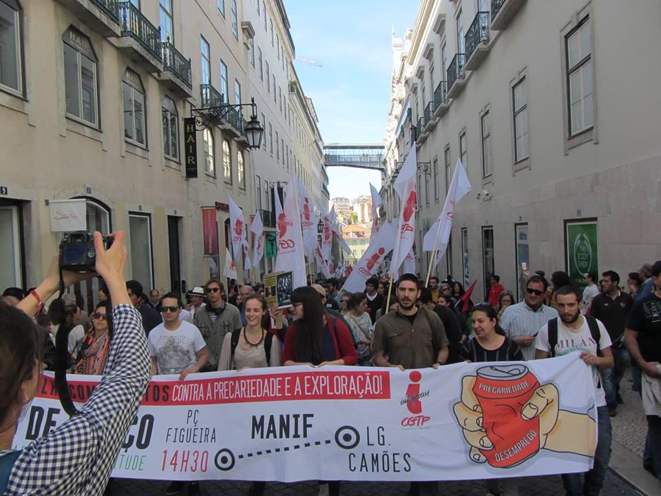 28 Março - Manifestção Lisboa