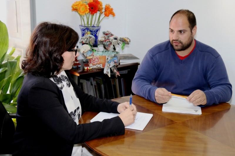 Reunião USDE com a CM Montemor-o-Novo