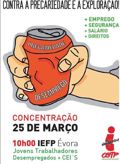 cartaz 25 Março