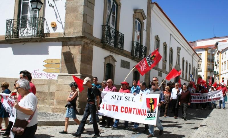 Manifestação 8