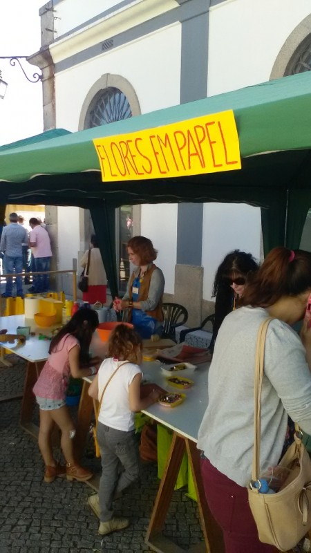 Praça 1 Maio - Espaço Criança