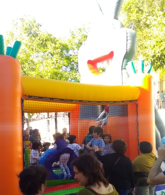 Praça 1 Maio - Espaço criança 1