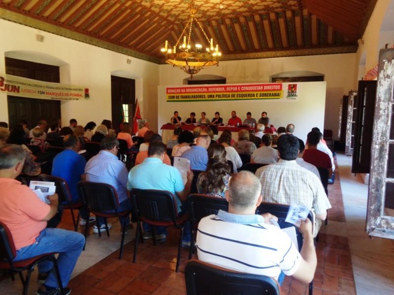 9 Conferência Sindical