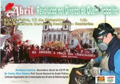 imagem cartaz 25 abril